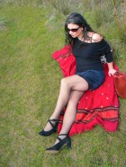 Lilas, Escort Girl